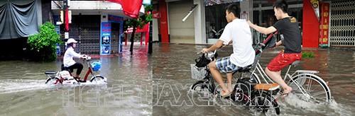 tiếp xúc với nước cũng khiến xe có thể bị chập
