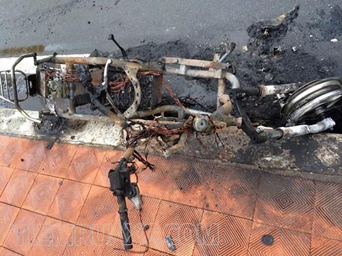 chập điện có thể dẫn đến cháy nổ