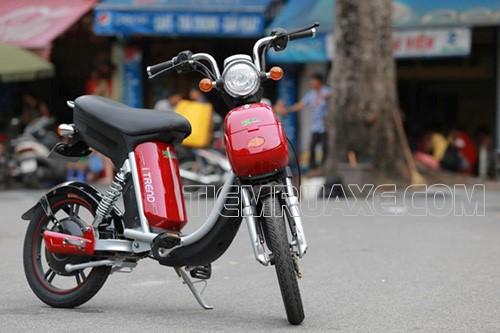 các dòng xe đạp điện hàn quốc giá rẻ đang được sử dụng ở rất nhiều nơi