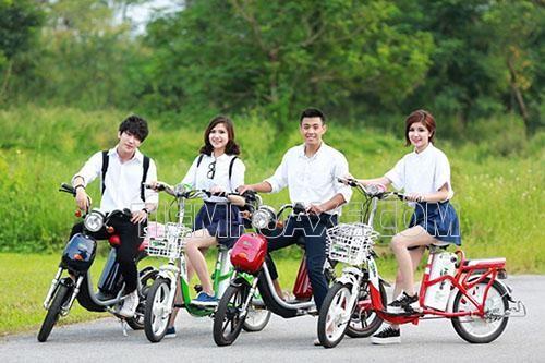 xe đạp điện là gì mà lại tiện dụng đến vậy