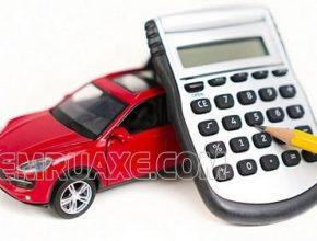 tính tiền phí trước bạ là thủ tục khá quan trọng đối với người mua xe