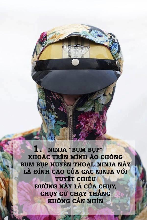 đặc điểm nhận diện ninja lead