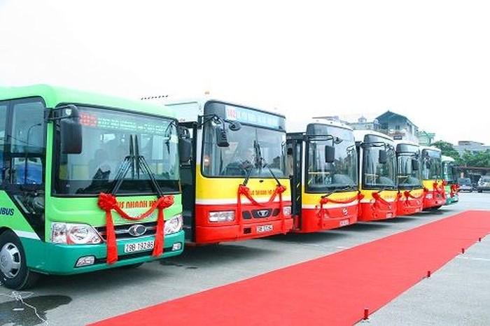 lịch chạy mùng 1 tết xe buýt