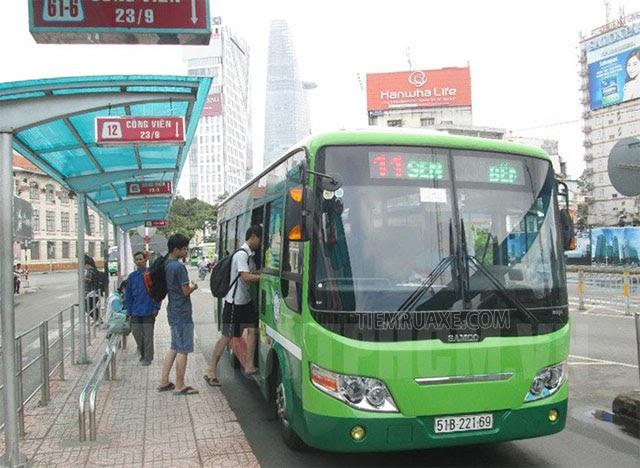 TP HCM sẽ giảm số lượng chuyến trong 3 ngày tết