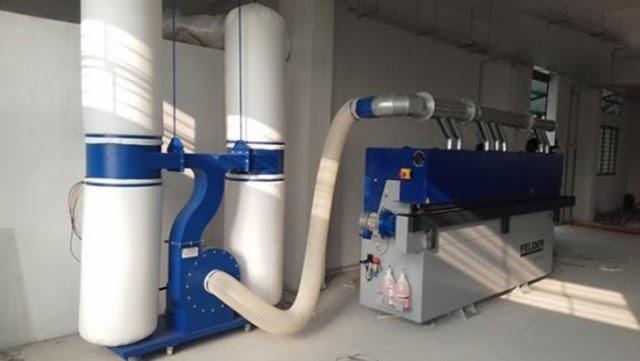 Túi vải - Bộ phận chứa bụi quan trọng nhất của thiết bị hút bụi túi vải