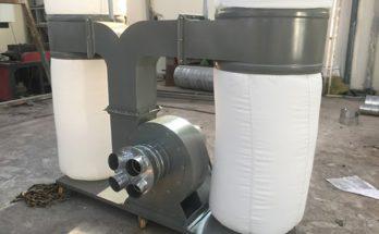 máy hút bụi công nghiệp túi vải